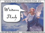 Conscious One Wisdom Flash