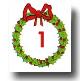 Advent Calendar 24 Days - Day 1