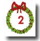 Advent Calendar 24 Days - Day 2