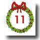 Advent Calendar 24 Days - Day 11
