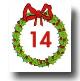 Advent Calendar 24 Days - Day 14