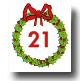 Advent Calendar 24 Days - Day 21