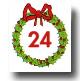 Advent Calendar 24 Days - Day 24