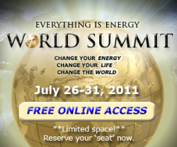 Everything Is Energy World Summit 2011