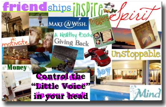 Catalog Of Dreams Online Vision Board