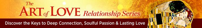 banner - The Art Of Love free online seminar