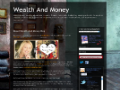 Wealth And Money Blog
