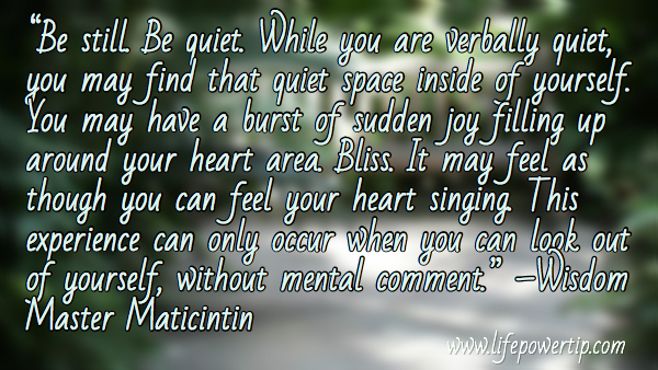 Image-That Quiet Space Inside