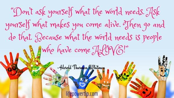 Image-Makes You Come Alive