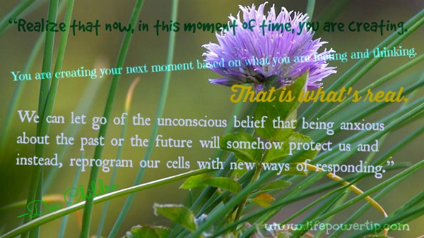 Image-You Are Creating Your Next Moment