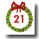 Advent Calendar 24 Days - Day 21