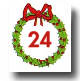 Advent Calendar 24 Days - Day 24
