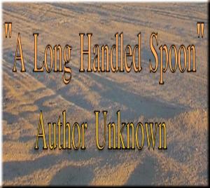 LongHandled Spoons Story