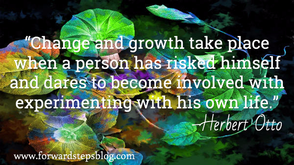 Image-Change And Growth Take Place
