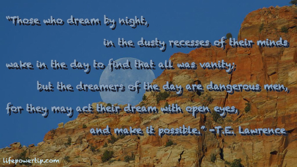 Image-Dreamers Of The Day