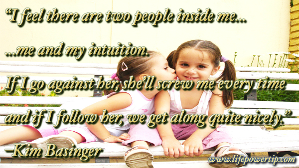 My Intuition